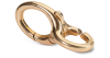 X Jewellery Bronze Lock