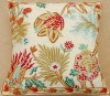 "Cushion Cover 18"" x 18"" Jacobean"