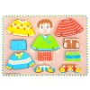 BigJigs - Girl or Boy Dressing Puzzles